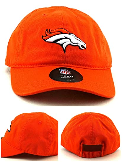 ec8ad9ce Amazon.com : Outerstuff Denver Broncos New Youth Kids Orange Blue ...