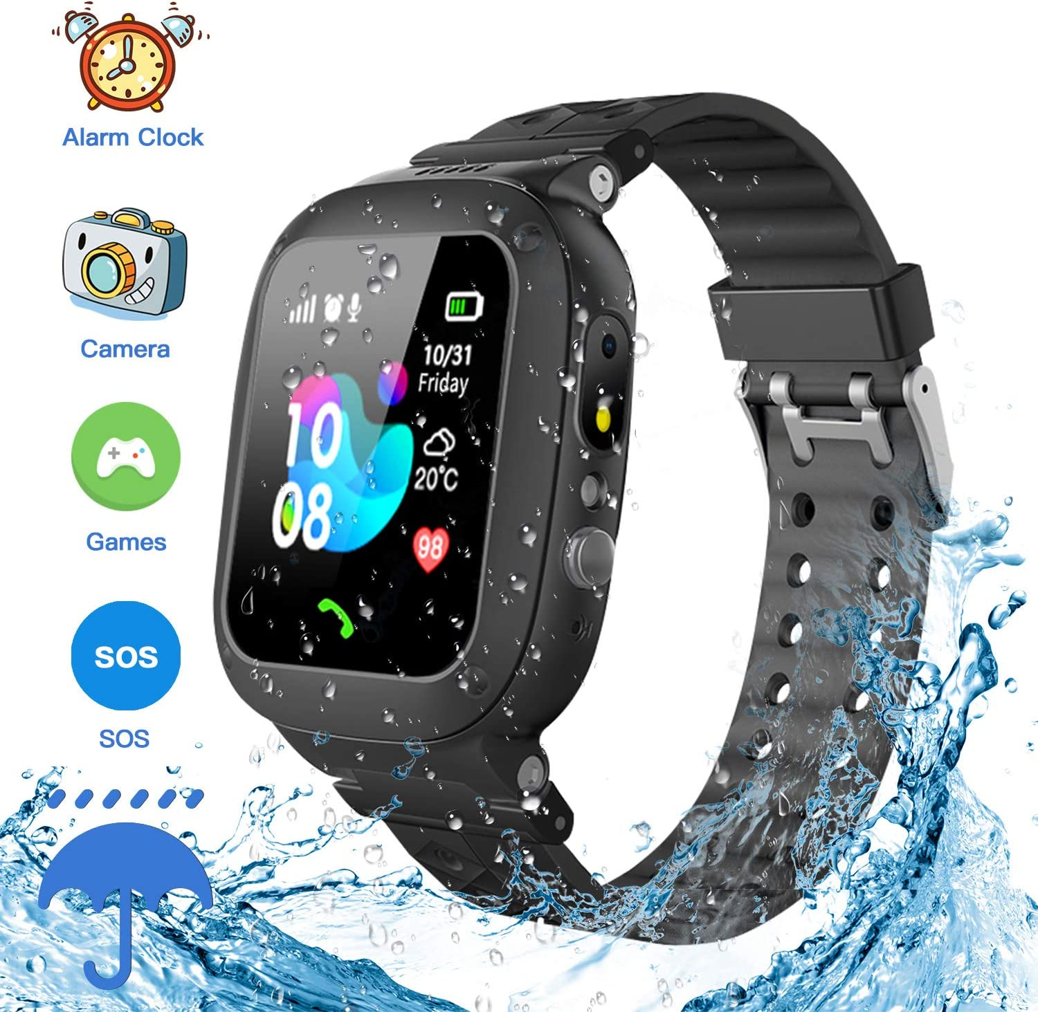 Top 18 Best Smartwatch For Kids (2020 Reviews & Buying Guide) 17