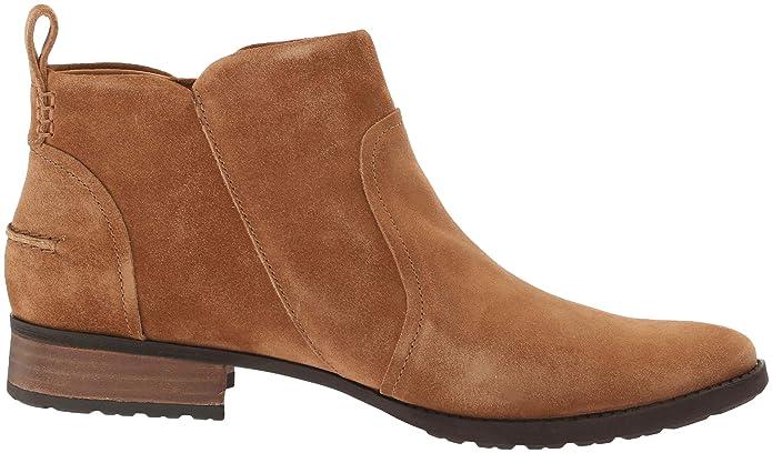 Amazon.com: UGG Aureo - Botas de tobillo para mujer: Shoes
