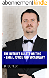 The Butler's BULATS 2018 Writing + Email Advice and Vocabulary (English Edition)