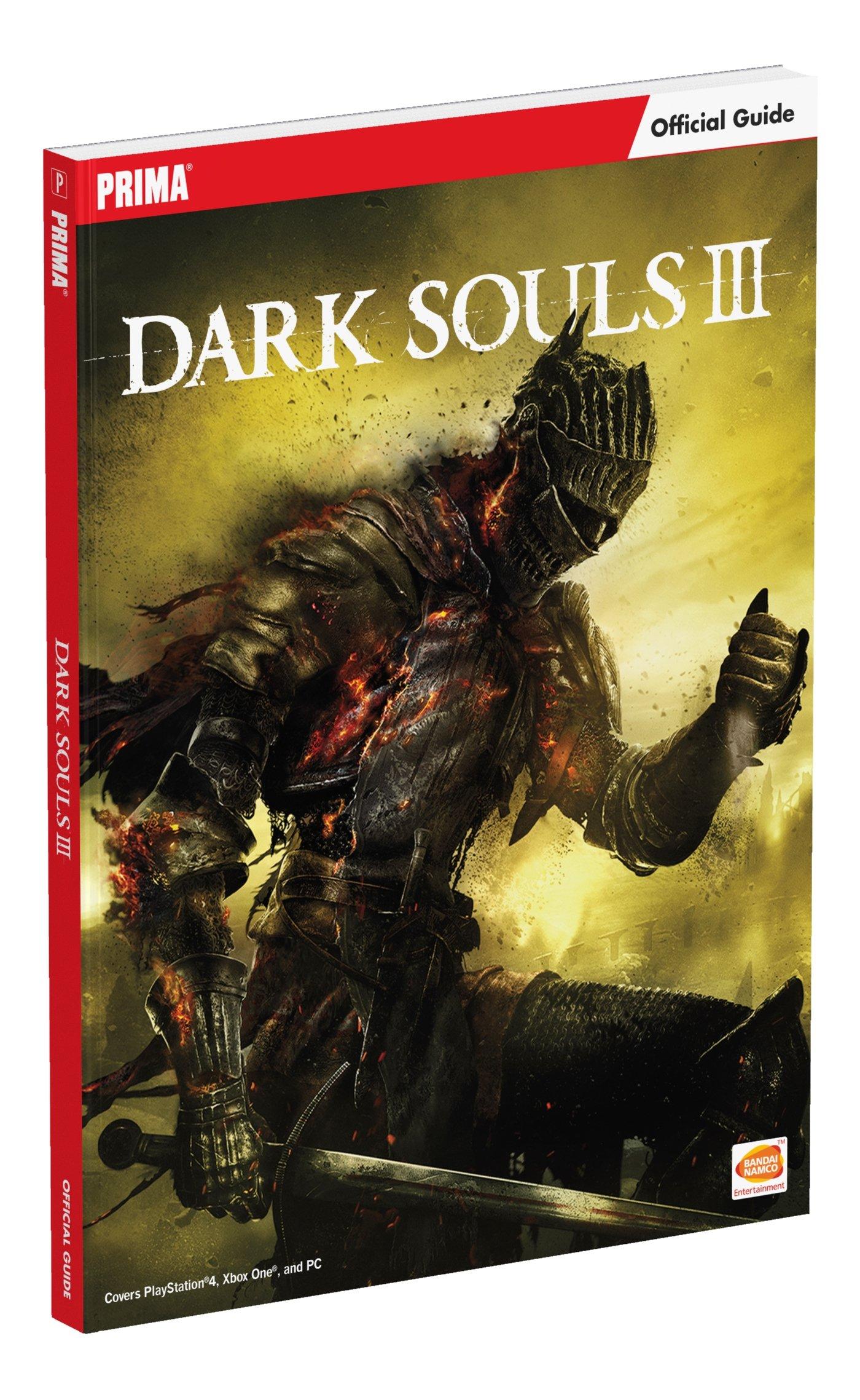 Dark Souls III: Prima Official Game Guide: Amazon.es: Prima Games: Libros en idiomas extranjeros