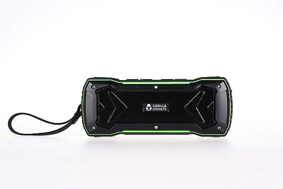 Review Gorilla Gadgets Waterproof Bluetooth