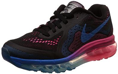 meilleur site web ac637 76a50 Nike Air Max 2014, Chaussures de Course Femme: Amazon.fr ...