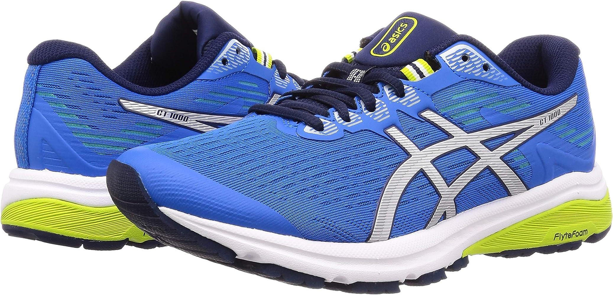 Asics Gt-1000 8, Zapatillas de Running para Hombre, Azul (Electric ...