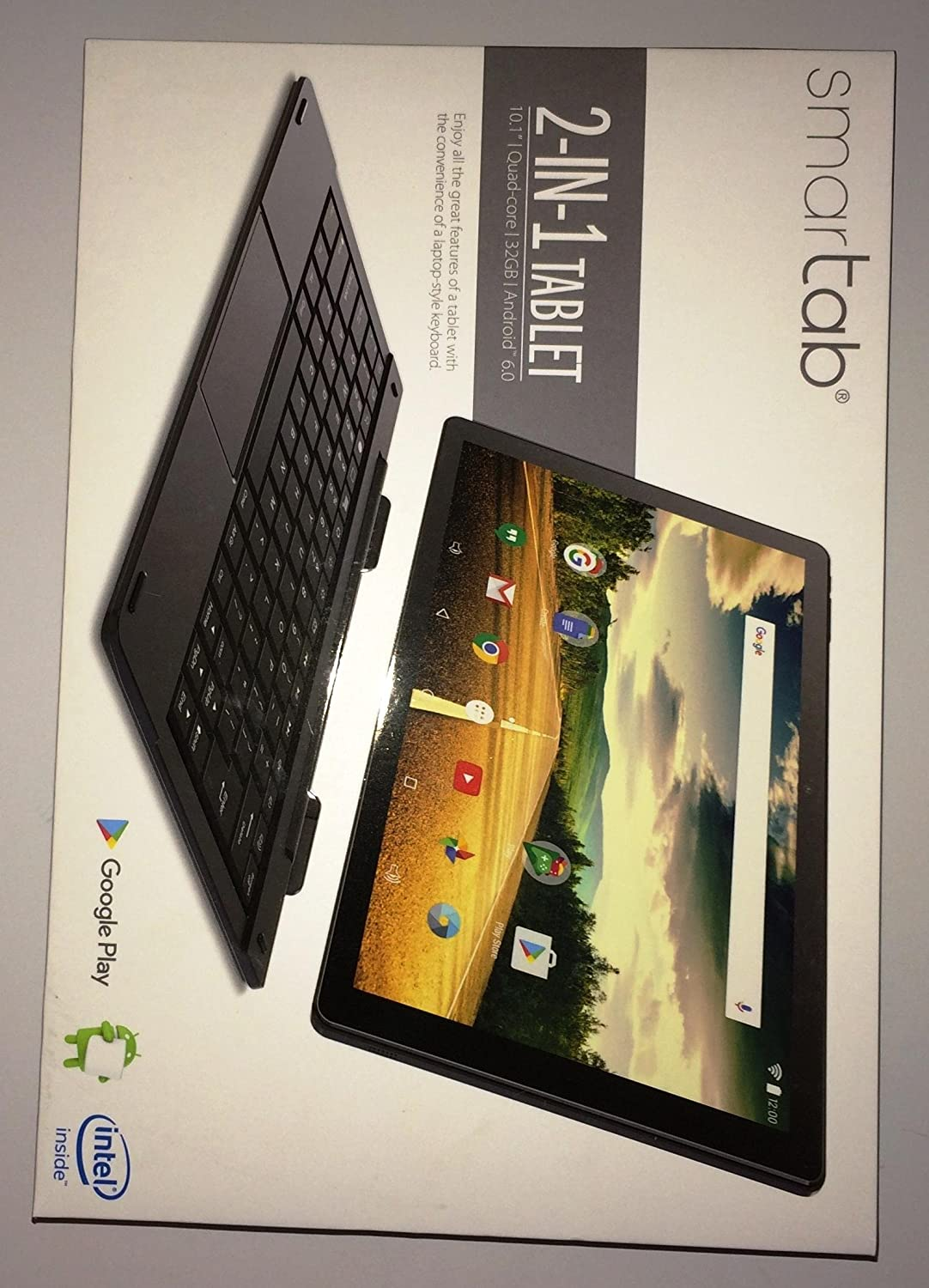 Smartab 2-in-1 Tablet