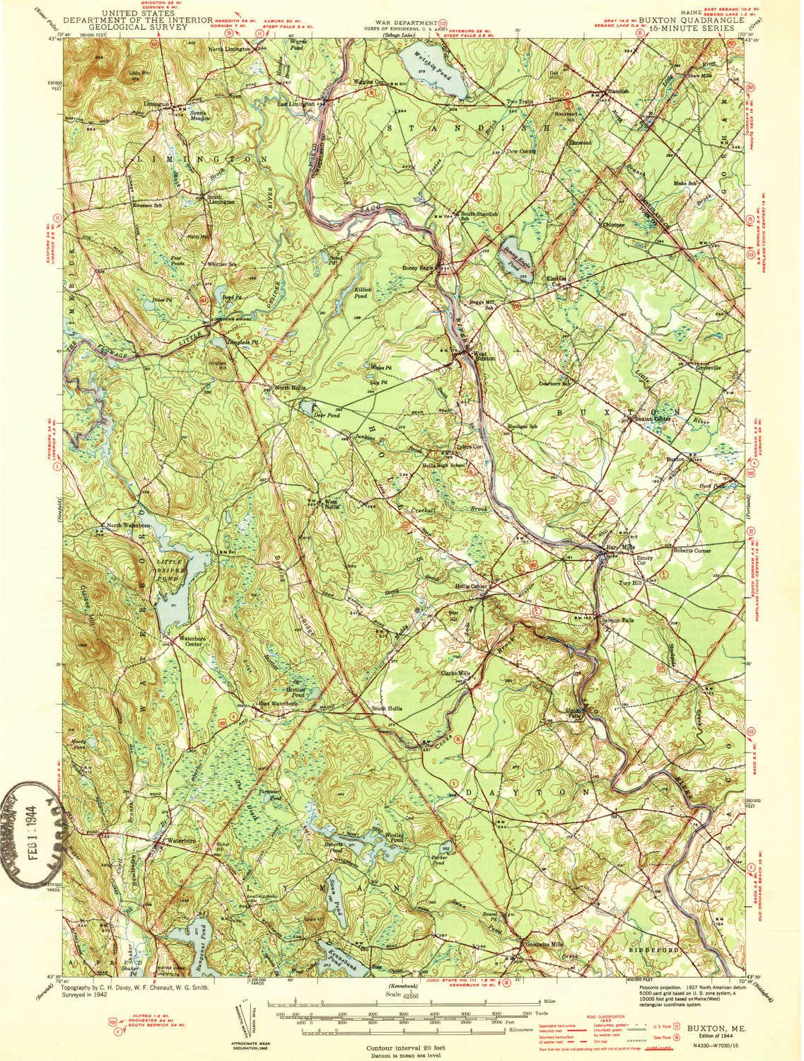 Amazon.com: YellowMaps Buxton ME topo map, 1:62500 Scale, 15 ... on map of arlington ma, map of harrisville nh, map of stewartstown nh, map of landaff nh, map of marlborough nh, map of concord nh, map of south hadley ma, map of worcester ma, map of framingham ma, map of methuen ma, map of rochester nh, map of epping nh, map of hillsboro nh, map of kingston nh, map of goshen nh, map of stratford nh, map of strafford nh, map of merrimack nh, map of newport nh, map of alton nh,