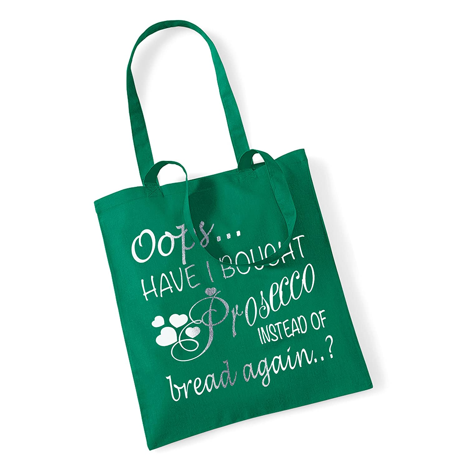 Oops Prosecco Tote Shopping Bag