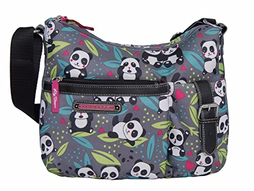 65ceb740d3f0 Amazon.com  Lily Bloom Kathryn Hobo Bag (Panda POP)  Home   Kitchen