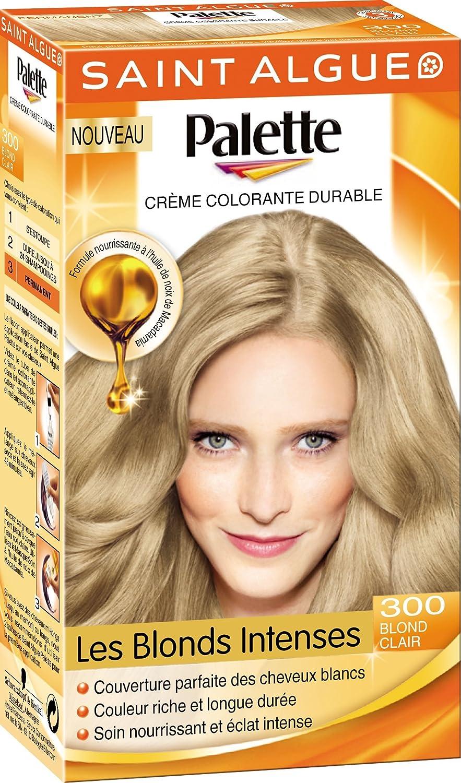 Extrêmement Saint Algue - Palette - Coloration Permanente - Blond Clair 300  YA18