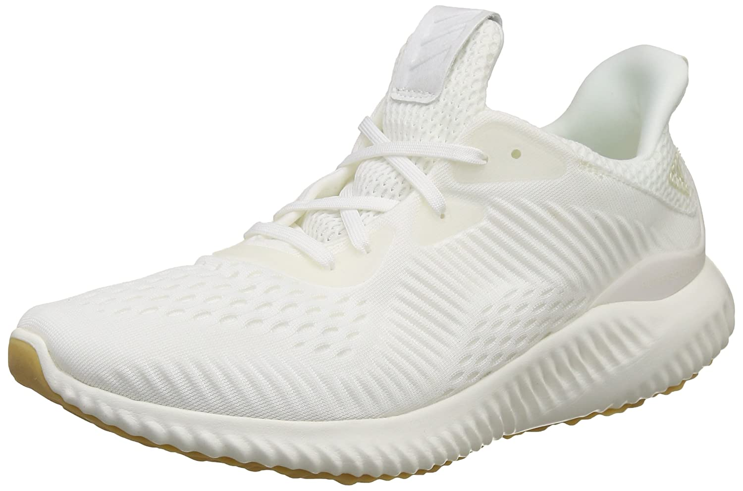 new product 9f3c9 db0c9 Adidas Mens Alphabounce Em Undye M White Running Shoes-11 UKIndia (46.11  EU) (BW1225) Buy Online at Low Prices in India - Amazon.in