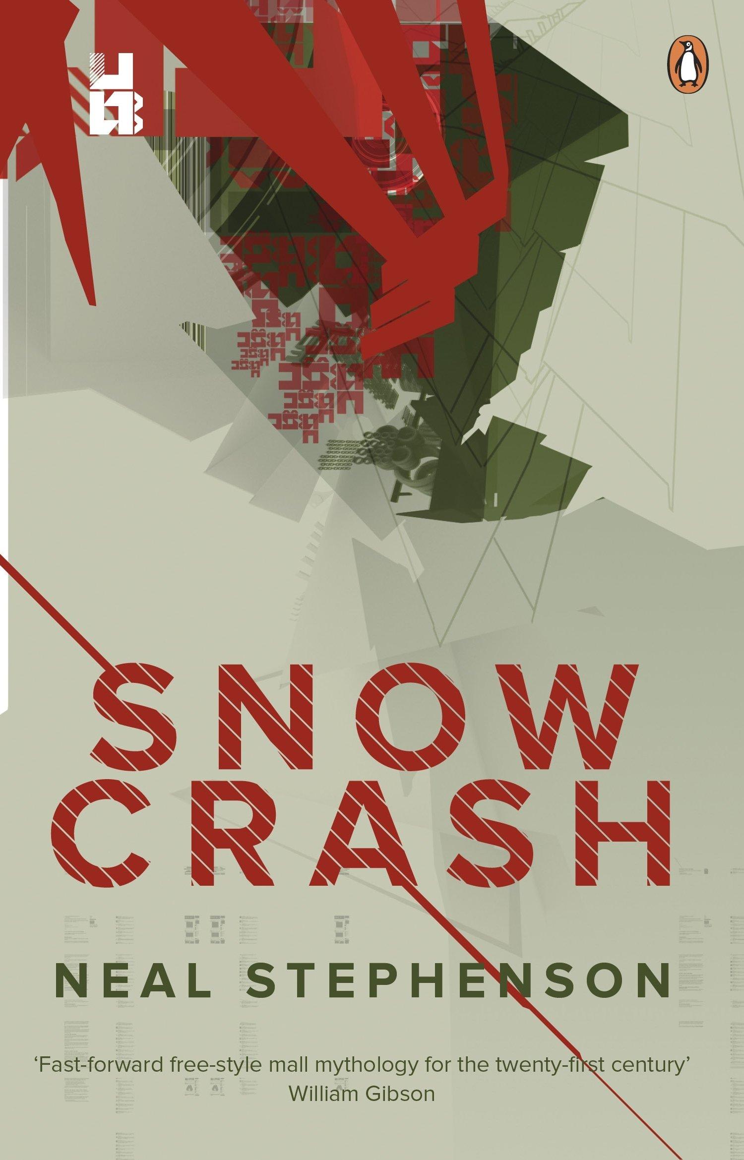 Image result for Neal Stephenson's 'Snow Crash