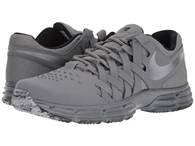 7c60a905ea50 NIKE Men s Lunar Fingertrap Training Shoe Grey  Amazon.co.uk  Shoes ...