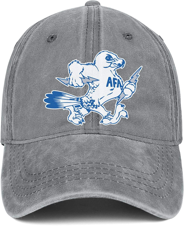 YkRpJ Trucker Hat Adjustable Breathable Fitted Cap for Women Men