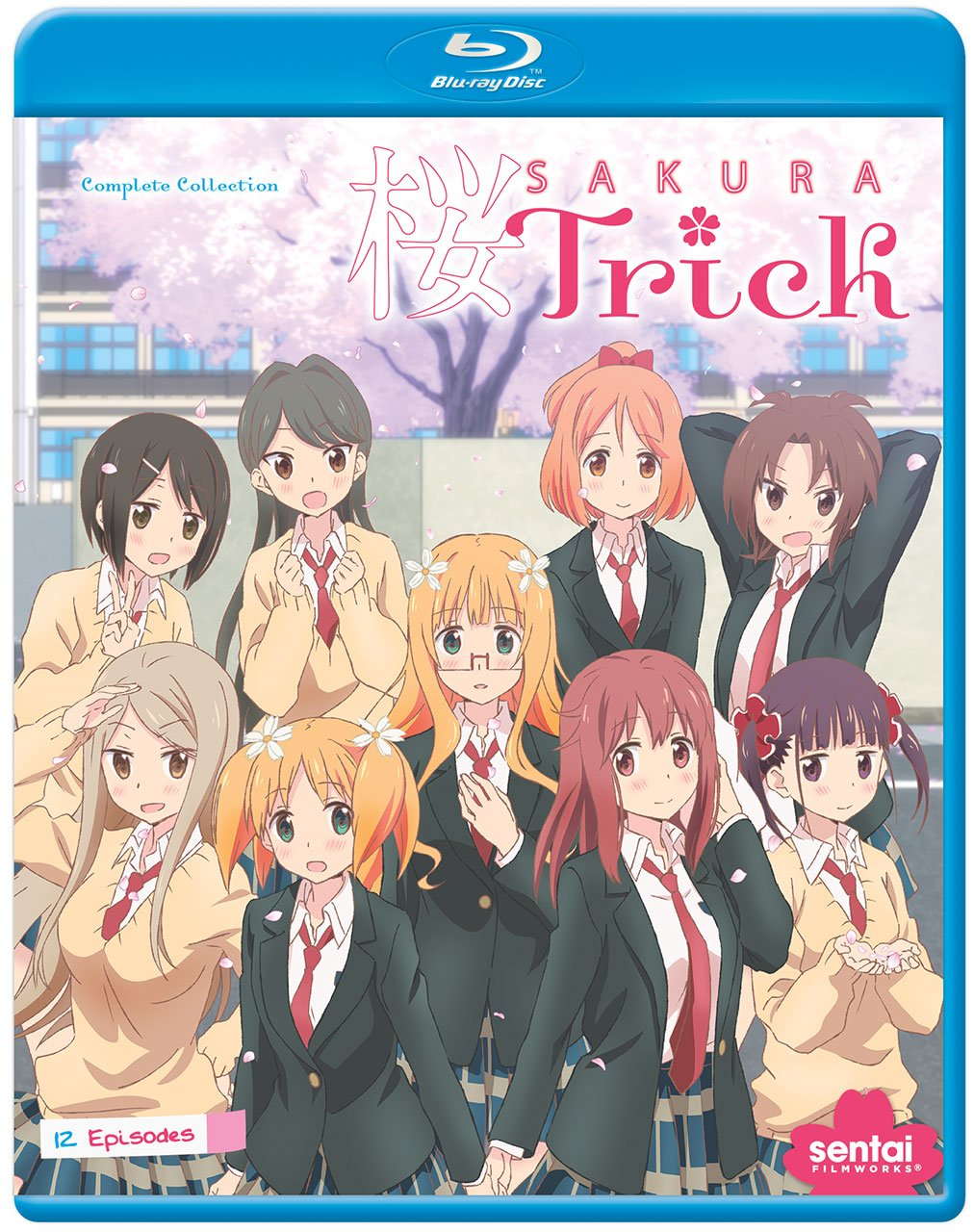 Sakura Trick Blu-ray (Sub Only)
