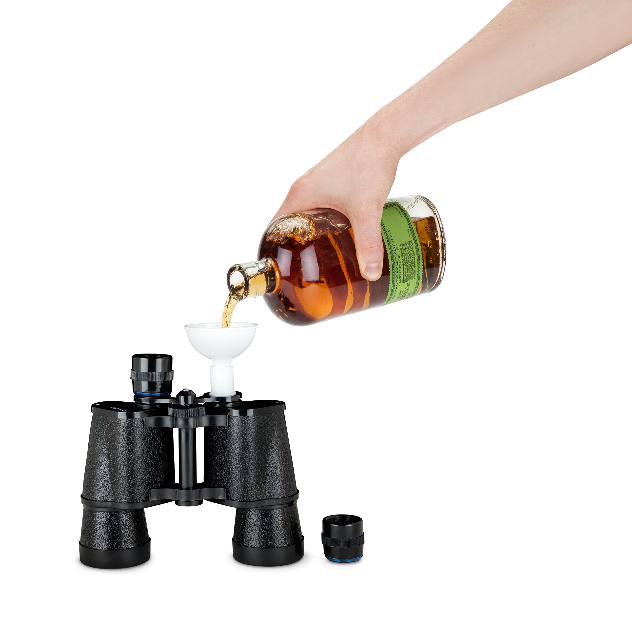 Truefabrications Binoculars Flask