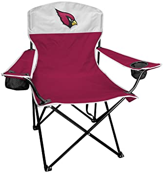 Amazon.com: NFL XL Lineman Tailgate y silla plegable de ...