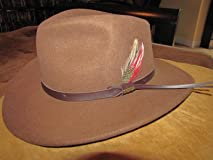 Great looking hat this is well made and durable!