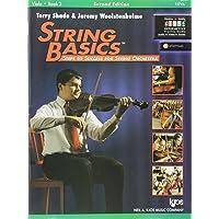 Image for 117VA - String Basics Book 3 - Viola