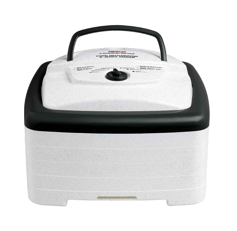 Nesco FD-80A Square-Shaped Dehydrator, White