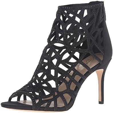 aeb0be03bd30 Imagine Vince Camuto Women s Parker Dress Sandal Black 9 ...