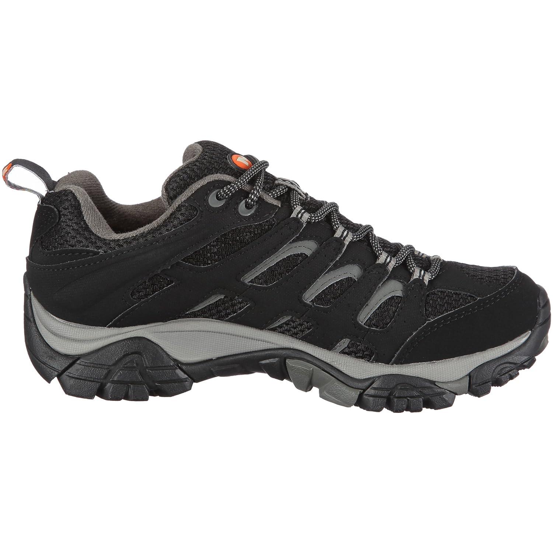 Merrell MOAB GTX Damen Trekking & & Trekking Wanderhalbschuhe Schwarz (schwarz) 41c82e