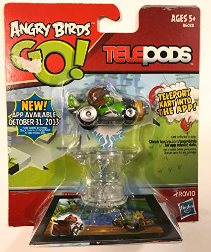News Roundup: Angry Birds GO! Series 2 Telepods, Updated info on ... | 509x425