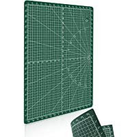 Golden+ Sewing Cutting Mat 18x24 Inches; Self Healing, Double-Sided, Professional Cutting Mat for Sewing, Quilting…