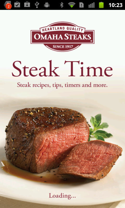 the perfect father s day treat omaha steaks the tiptoe fairy