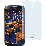 mumbi Panzerfolie für Samsung Galaxy S4 Glasfolie Hartglas 9H