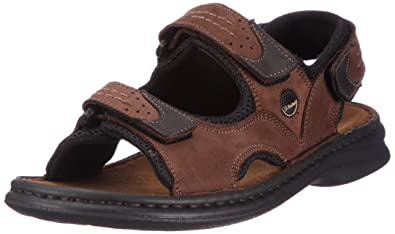 Mens Franklyn Sling Back Sandals Josef Seibel