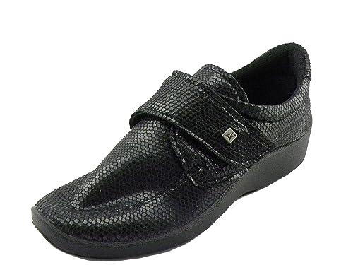 Black 35Amazon Arcopedico Donna Scarpa Comoda L33 I1527 itScarpe 0w8nOPk