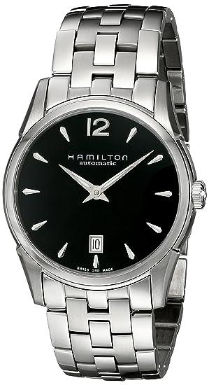 Hamilton Reloj Analogico para Hombre de Automático con Correa en Acero Inoxidable H38515135