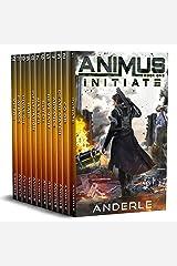 Animus Complete Series Omnibus Kindle Edition