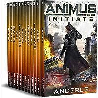 Animus Complete Series Omnibus (English Edition)