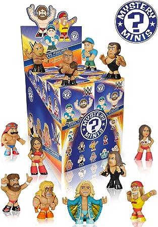 Funko Mystery Minis: WWE Blind Box Vinyl Figure 12-Pack: Amazon.es: Juguetes y juegos