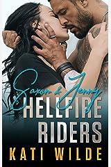 The Hellfire Riders: Saxon & Jenny Kindle Edition