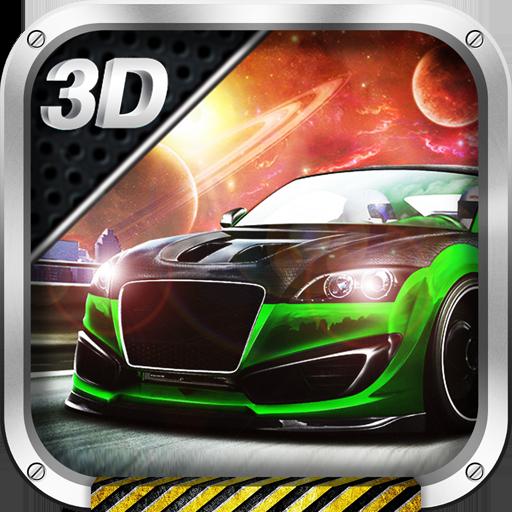 Black Limit Engine Race (Speed Racer Deluxe Racer)