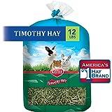 Kaytee Timothy Hay, 96 Oz (Pack of 2)