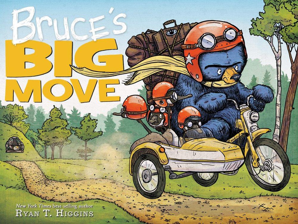 Bruce's Big Move (Mother Bruce)