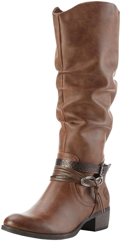 dc5257fa8868 MARCO TOZZI 25531 Damen Langschaft Stiefel  Amazon.de  Schuhe   Handtaschen