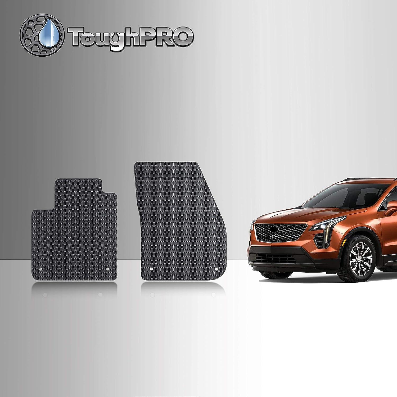 Mixsuper Cargo Liner for 2020 XT4 TPO All Weather Rear Durable Odorless 3D Trunk Floor Mat Custom Fit Cadillac XT4 2019 2021