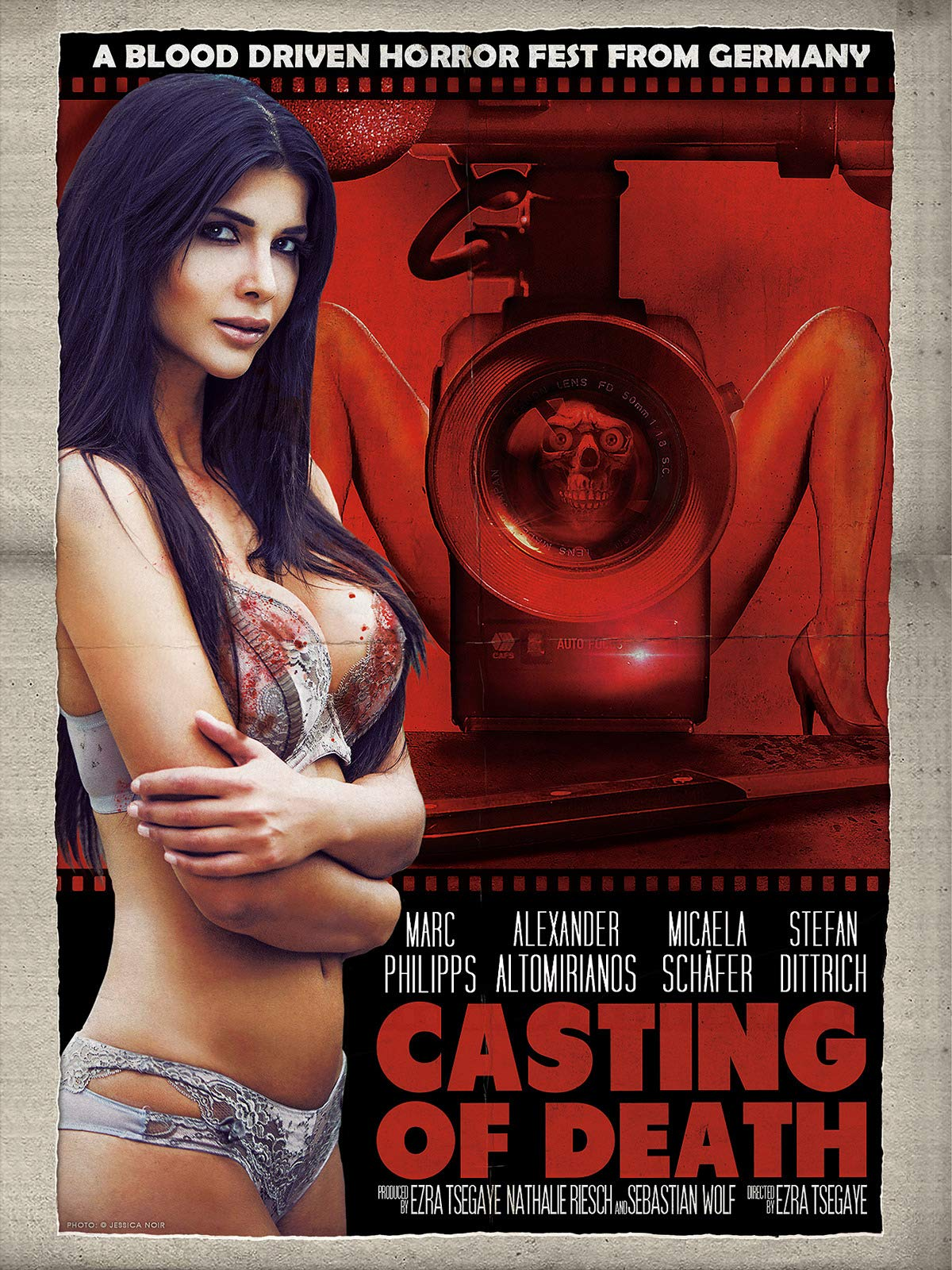 Casting of Death (English Subtitled)