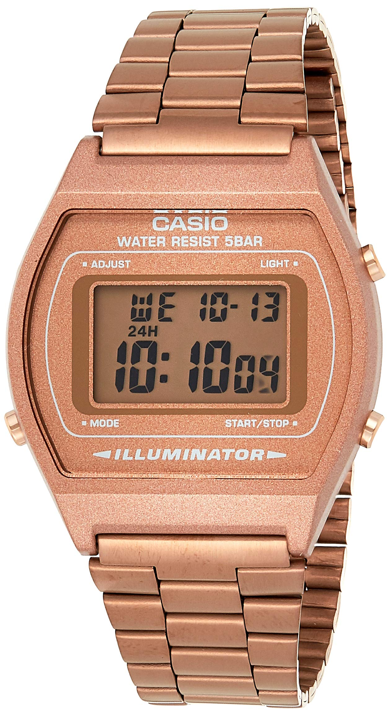 Women's B640WC-5AEF Retro Digital Watch