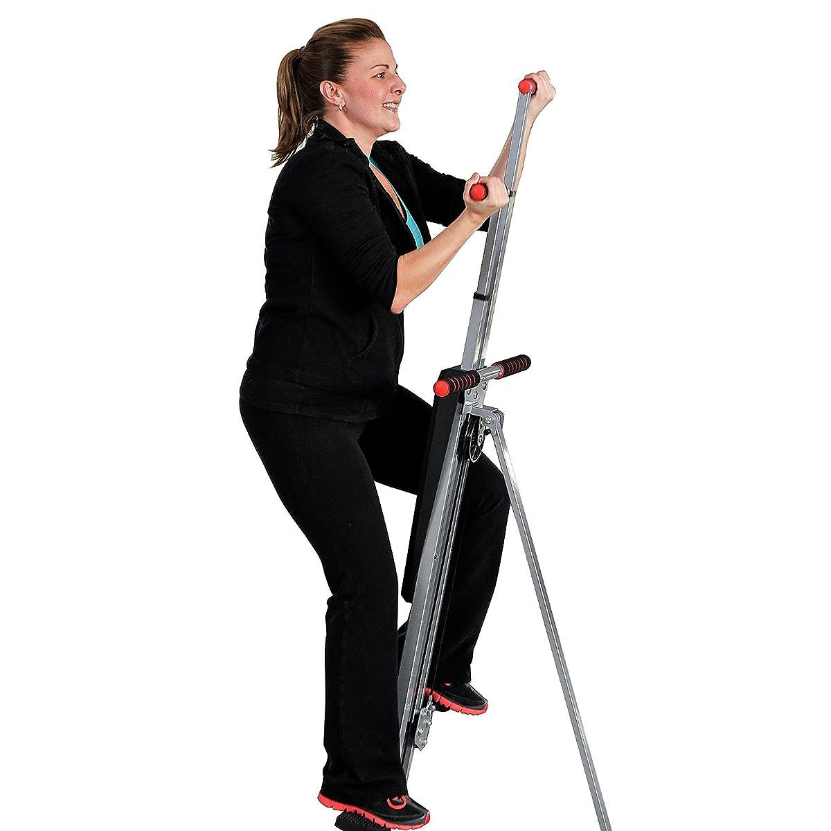 Maxi Climber Exercise Plan To Shape Body
