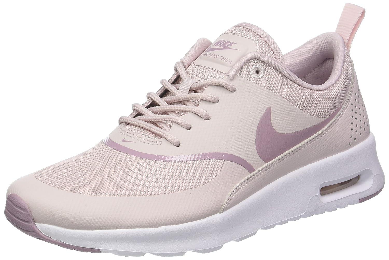 Nike Damen Wmns Air Max Thea Gymnastikschuhe Grau (Barely RoseElemental RoseWhite 612) , 37.5 EU
