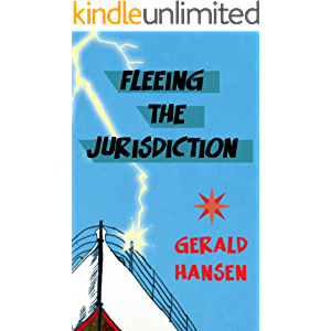 Fleeing The Jurisdiction (The Derry Women Series Book 3)