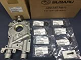 Genuine OEM Subaru 10mm Oil Pump w/Seal & O-Ring
