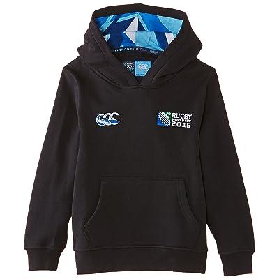 Canterbury garçon Coupe du monde de rugby Endurance Pull à capuche