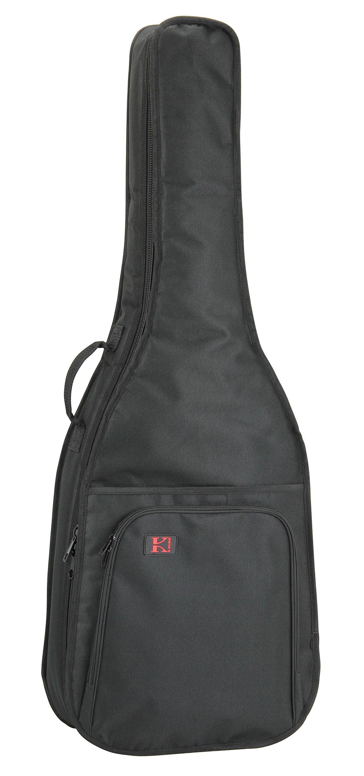 Kaces KQE-335 GigPak Semi-Hollow Electric Guitar Bag