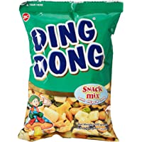Ding Dong Snack Mix With Chips & Curls, Green, 100 gm, 11101303
